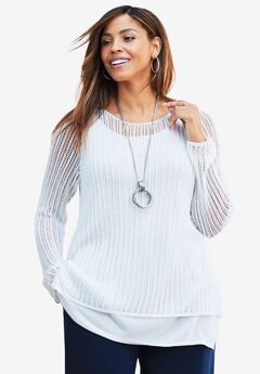 Pure Ease Pullover,