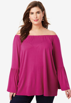 Off the Shoulder Tunic,