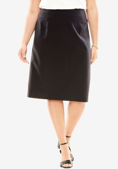 Bi-Stretch Skirt,