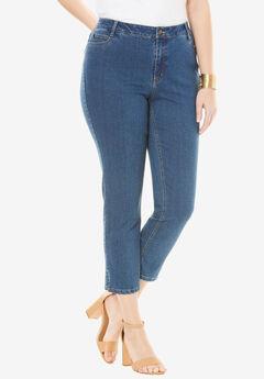 True Fit Ankle Jean,