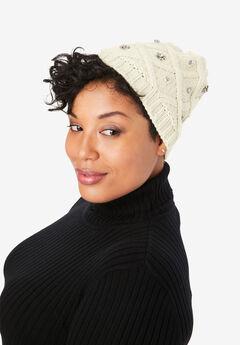 Jewel Hat, IVORY