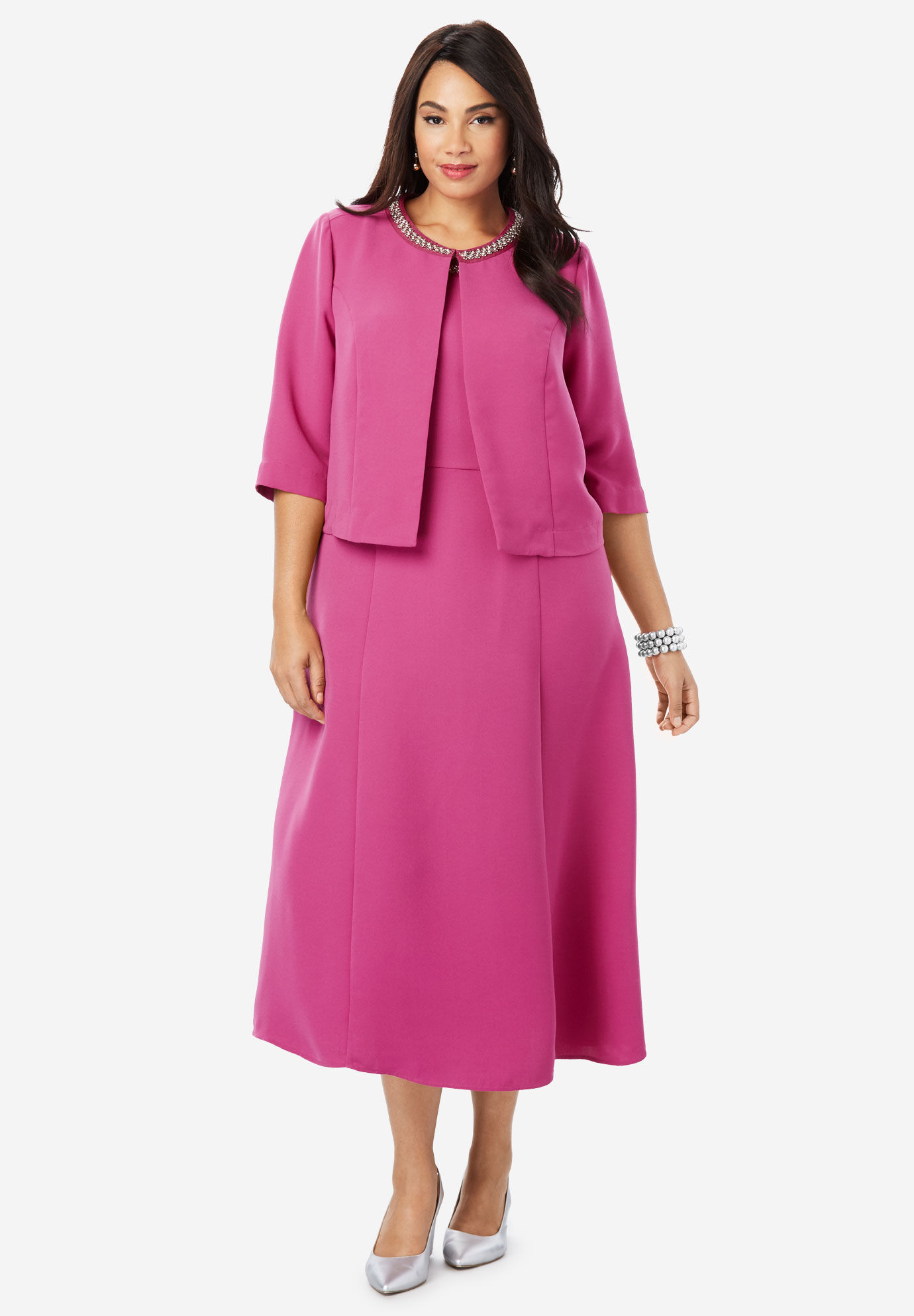 Jacket Formal Dresses for Women