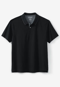 Signature Performance Smart 360 Tech Polo by Dockers®, BLACK