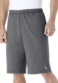KS Sport™ Wicking Fleece Shorts,