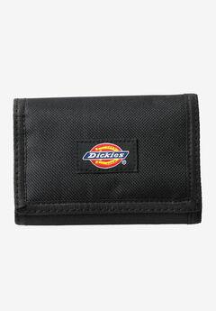Nylon Wallet by Dickies®, BLACK