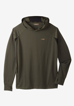 Venting Pullover Hoodie by Copper Fit™,