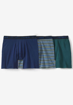 Hanes® X-Temp® FreshIQ® Novelty Boxer Brief 3-Pack ,