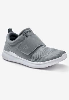 Propet® Viator Strap Sneaker , GREY