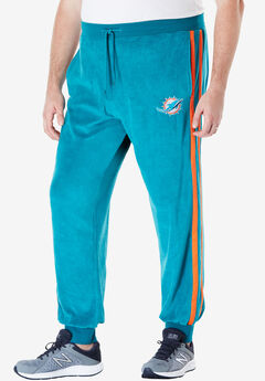 NFL® Velour Track Pants ,