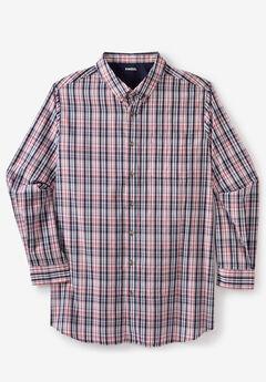 Wrinkle Resistant Long-Sleeve Sport Shirt,