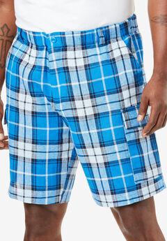 KS Island™ Linen Cargo Shorts,
