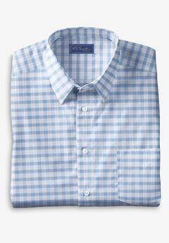 KS Signature No Hassle® Long-Sleeve Dress Shirt,