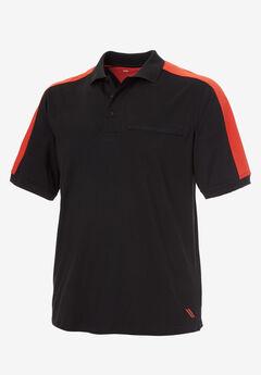 Short-Sleeve Wicking Polo by KS Sport™,