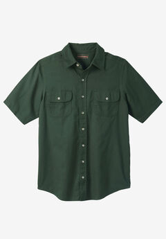 Short-Sleeve Renegade Shirt by Boulder Creek®,