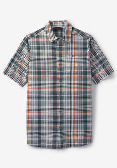 Lightweight Expedition Plaid Shirt by Boulder Creek®,