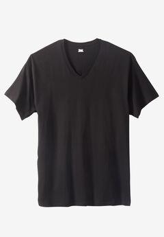Hanes® FreshIQ™ ComfortBlend® V-neck 3-Pack,