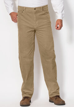 Liberty Blues® 5-Pocket Invisible Stretch Corduroy Pants,