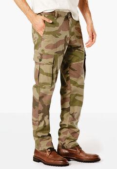 Dockers® Straight Utility Cargo Pants, CAMO