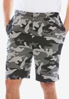 Fleece Comfort Shorts,