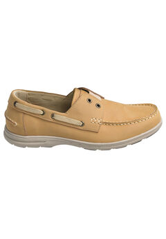 Boat Shoe by KS Island™, KHAKI