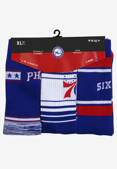 NBA 3-Pack Socks,