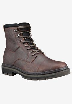 Timberland® Port Union Boots, DARK BROWN