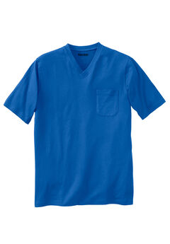 Lightweight V-Neck Pocket T-Shirt,