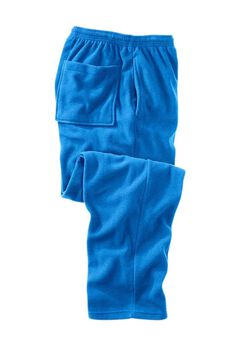 Explorer Fleece Open-Bottom Sweatpants,