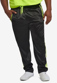 MVP Collections® Neon Stripe Track Pants,