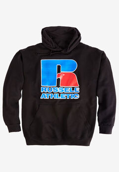 Large Logo Hoodie by Russell Athletic®,