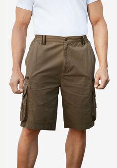 Boulder Creek® Ripstop Cargo Shorts,