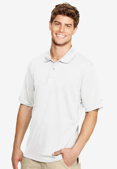 Hanes® Double-Dry Ultimate Polo,