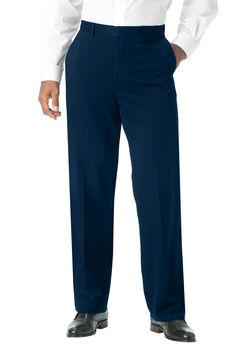 Plain Front Expandable Dress Pants by KS Signature®,