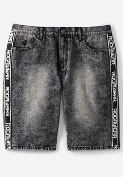 Rocawear® Marquis 5-Pocket Shorts ,