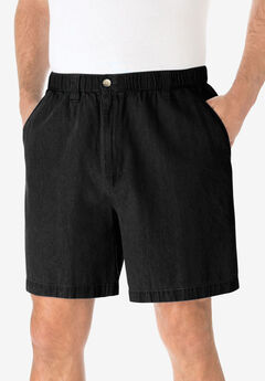 "Knockarounds® 6"" Pull-On Plain Shorts,"