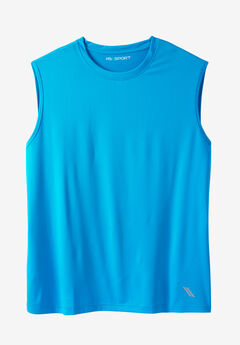 X-Absorb Wicking Muscle Tee by KS Sport™,