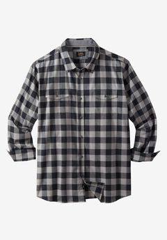 Woven Buffalo Plaid Shirt by Lee®,