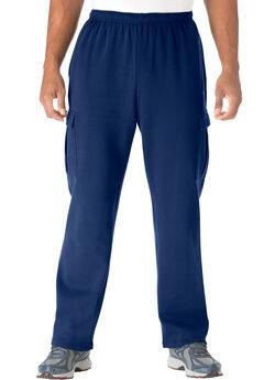 Wicking Fleece Cargo Pants KS Sport™,