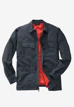 Boulder Creek® 3-in-1 Water-Resistant Jacket,