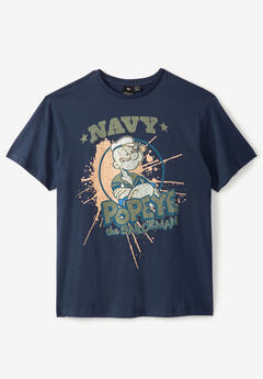 Popeye Graphic Tee by Replika®,