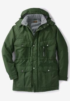 Boulder Creek® Expedition Parka Coat,