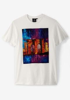 Akademiks® BKSPREME Graphic T-Shirt ,