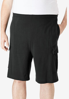 Lightweight Cargo Shorts,