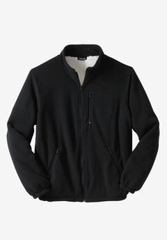 Explorer Fleece Sherpa Jacket,