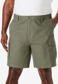 Moisture Wicking Cargo Shorts,