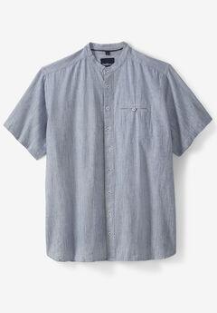 North 56°4® Band Collar Shirt,