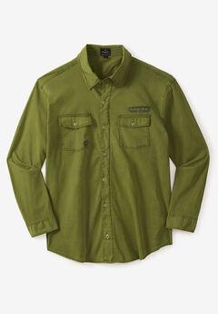 Shirt Jacket by Replika®,
