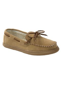 Suede Tracker Slippers,