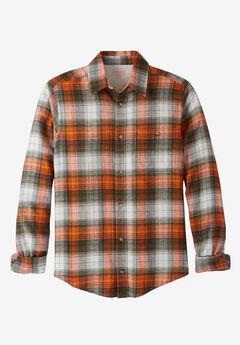Flannel Shirt by Boulder Creek®,