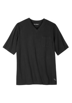 Comfort Cool V-neck Tee by KS Sport™,